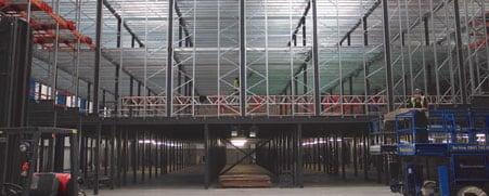 mezzanine-floors in bedfordshire