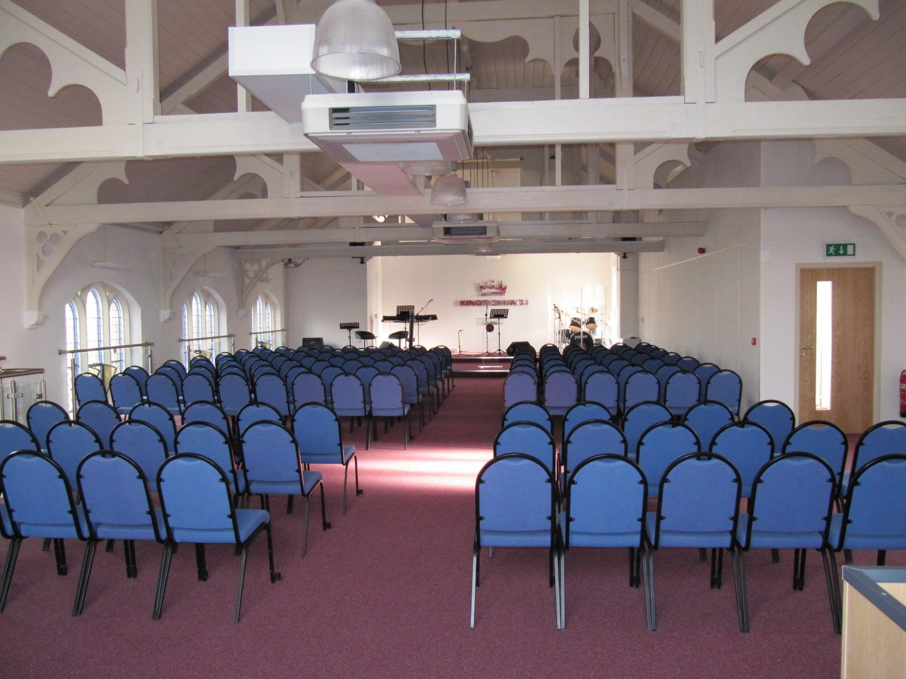 Kings Church Cambridge Interior Image