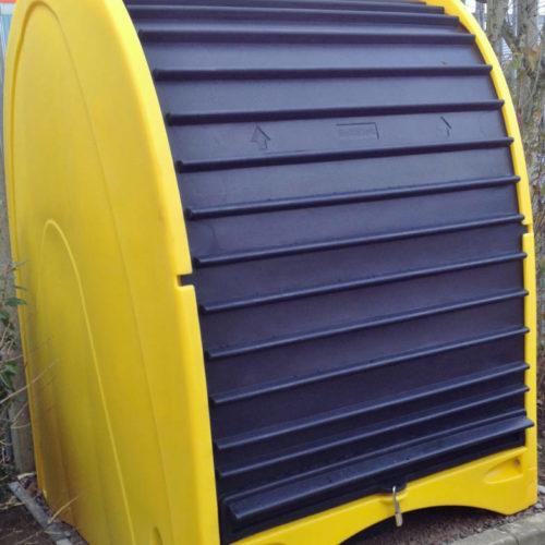 bunded drum storage