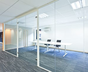 commercial partitions bedford