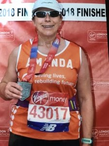 London Marathon 2018 for Meningitis Now