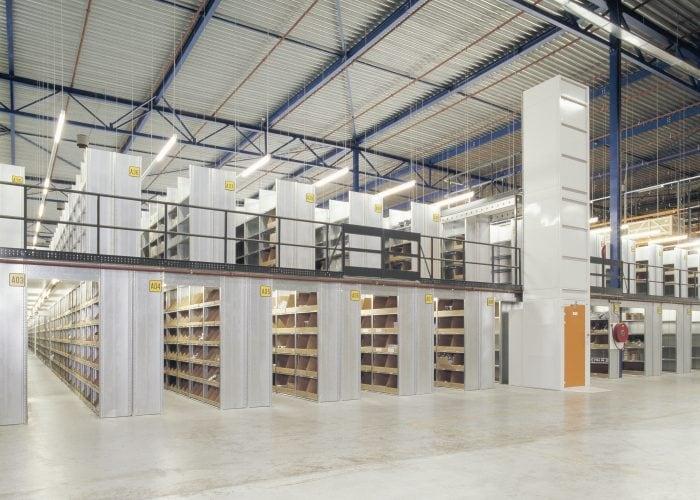 High tier storage