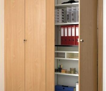 Cupboard in office