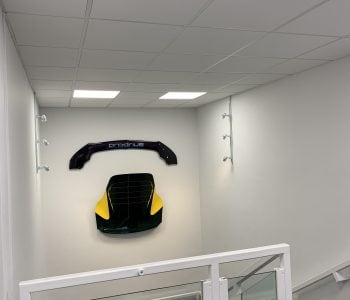 Prodrive - stairwell ceiling