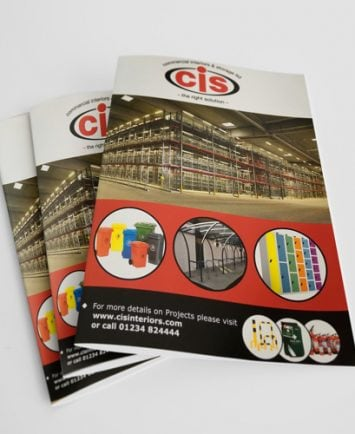 CIS Ltd Brochure Set